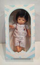 "12"" Asian Berjusa Berenguer Vinyl Baby Boy Doll Anatomically Correct w/ box"