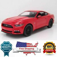 diecast model car 2015 Ford Mustang Special Edition 1:18 scale