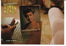 TWIN PEAKS GOLD BOX POSTCARD #19 LAURA PALMER PROM PHOTO (SHERYL LEE) POST CARD