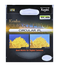 Kenko Slim 37mm Smart Circular Polariser Polarising Filter for 37mm (UK Stock)