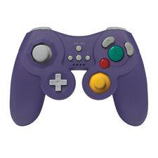 Wii U Wireless GameCube Style Controller ProCube (Purple)  Hyperkin NEW