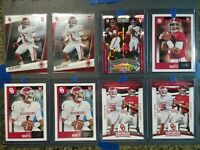 Jalen Hurts Rookie Lot, 2020 Chronicles Draft, Score, Contenders Draft Galactic