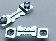 36MM SAWTOOTH SELF FIX PICTURE FRAME HANGER ZINC CANVAS FRAMING HOOK HANGING