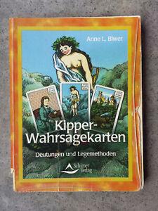 Anne L. Biwer: Kipper Wahrsagekarten  Deutungen und Legemethoden