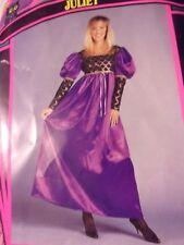 Juliet (Romeo & Juliet) Halloween California Costumes (Dress Only) Womens Medium