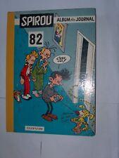 ALBUM N°82 SPIROU HEBDO N° 1212 A N° 1224 FRANQUIN 1961 EO TBE