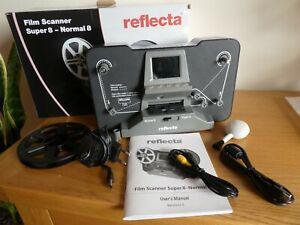 Reflecta Super 8 - Normal 8 Film Scanner - 66040