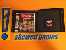 Spelling Challenges - and more - Nintendo DS COMPLETE