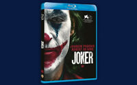 Joker (Blu Ray editoriale nuovo, italiano) Joaquin Phoenix, Robert De Niro 2019