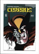 CEREBUS THE AARDVARK #54 [1983 NM-] 1ST FULL WOLVEROACH!