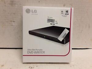 LG ultra slim portable DVD writer new in box
