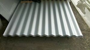 Roofing Iron NEW Imported Zinc sheeting 7.200m length $9.20 lm