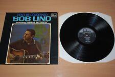 BOB LIND Don't Be Concerned UK LP SUPERB 1966 FONTANA FIRST PRESS STL 5340