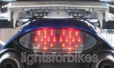 LED Tail Light Rear White Honda Varadero XL 1000 V SD01 SD02 1999-2007