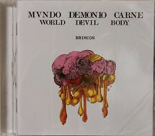 Los Brincos-World Devil Body Spanish prog psych cd