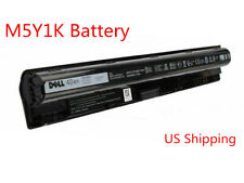 Genuine M5Y1K Battery DELL Inspiron 3451 3551 3567 5558 14.8V 40WH K185W GXVJ3