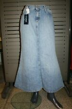 Mavi Jeans Skirt 13819-216 Stone Blue Washed New