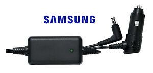 NEW Samsung Car Travel Power Adaptor 19v 4.74A 90W Cigar Jack 12v/24v AA-PC0N90W