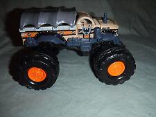 """Mattel 2013 Matchbox Military 4 Wheel Drive Truck 8"""" Long 5"""" High Toy"""