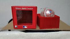 New York Yankee MLB Baseball Christmas Ornament BY SCOTTISH CHRISTMAS BRAND NEW