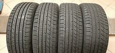4x 225 40 18 GOODYEAR EAGLE SPORT 92Y MATCHING PAIR NOT USED DOT 2019