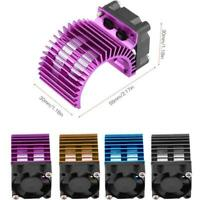 Yeah Racing 540 / 550 Motor Heat Sink for 1/10 Brushless System Electric RC Car#
