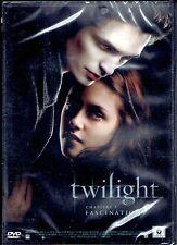 DVD - TWILIGHT - FASCINATION CHAP 1