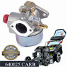 Carb Carburetor For Tecumseh 640025 Go Kart 5 5.5 6 6.5HP OHV HOR Engine