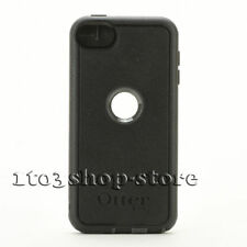Otterbox Defender iPod Touch 5th 5G Generation Rugged Hard Shell Case Black USED