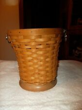 Longaberger Collector's Club Champagne Basket