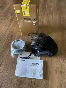Nikon AF-S NIKKOR 24-120mm f/4G ED VR Lens - Used
