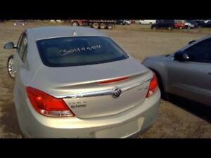 Trunk/Hatch/Tailgate Without Spoiler Fits 11-13 REGAL 554865