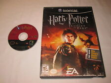 Harry Potter and the Goblet of Fire (Nintendo GameCube) Game CD in Case Nice!