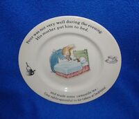 Wedgwood Peter Rabbit Child Plate