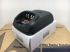 Globe Roamer Motorola WPLN4256A Impres Charger MotoTRBO DP Digital DMR Radios