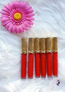6X Estee Lauder Pure Color Envy Kissable Lip Shine Gloss107 TENDER TRAP Full Sz