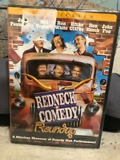 Redneck Comedy Roundup DVD Country Comedy Jeff Foxworthy Ron White Engvall Funny