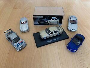 Mercedes Lot 1/43