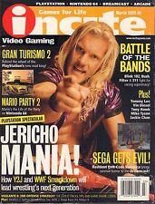 Insite March 2000 #4 Jericho, Gran Turismo 2, Tommy Lee 052317nonDBE