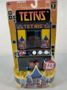 Tetris Mini Arcade Game Basic Fun! # 09594 Hand Held Game