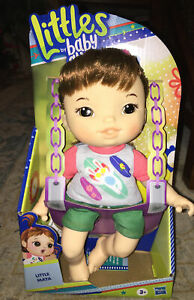 "Littles by Baby Alive, Littles Squad, Little Maya. 9"" Ages 3+"