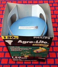 GROW LIGHT BULB 150w flood 150 watt growlite R40 plantlite ~ Philips Agro-lite