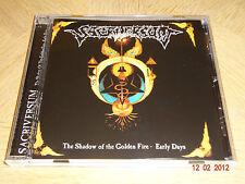 SACRIVERSUM the shadow of the golden fire  ORIG 2001 SERENADES-alcest,agalloch
