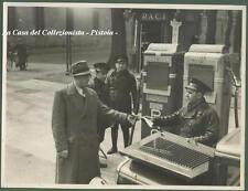 """MILANO. """"Prove di difesa antiaerea. 30 settembre 1939""""."""