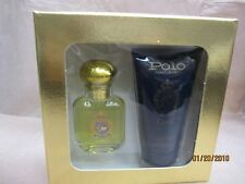 POLO CREST RALPH LAUREN by COSMAIR 2 Pcs Gift Set:0.5 oz EDT & 1.7 oz Shower Gel