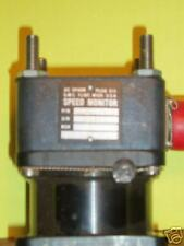 G.M.C.  AC SPARK  SPEED MONITOR