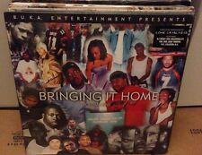 B.U.K.A BRINGING IT HOME VOLUME ONE SEALED IMPORT VINYL  LP