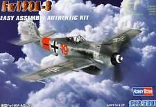 HobbyBoss Focke-Wulf FW 190A-8 A-8 JG.300 3 Maximowitz 1944 Modell-Bausatz 1:72
