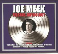 JOE MEEK TELSTAR; ANTHOLOGY - 3 CD BOX SET - THE TORNADOS & MORE
