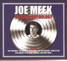 JOE MEEK TELSTAR; ANTHOLOGY - 3 CD BOX SET - THE TORNADOS & MORE